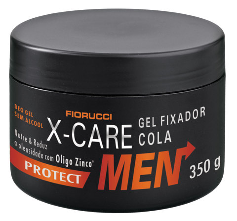 Gel Fixador X-Care Men 350 g na internet
