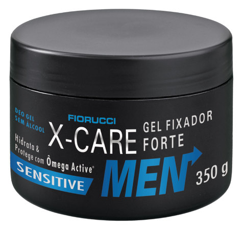 Gel Fixador X-Care Men 350 g - Fiorucci online