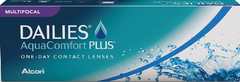 Dailies Aqua Confort Plus Multifocal