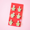 Broches christmas x 6 - comprar online