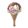 Globo heladito Happy Birthday en internet