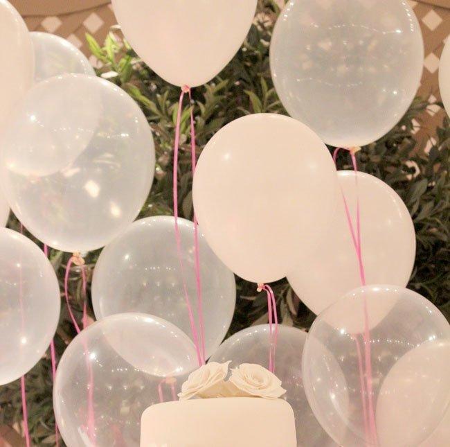 globos transparentes cristal de 12 - Globos Transparentes