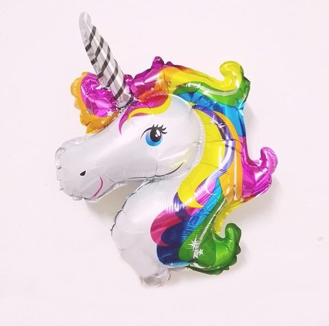 10 Globo unicornio MINI 30 cm ANAGRAM