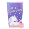 Pochoclera unicornios fashion x 6 - AIRE objetos decorativos