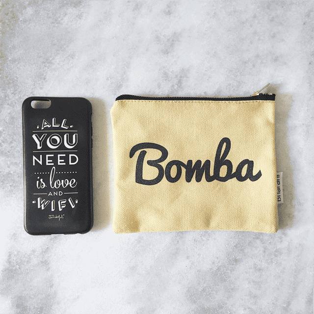 POUCH CHICO | BOMBA - comprar online