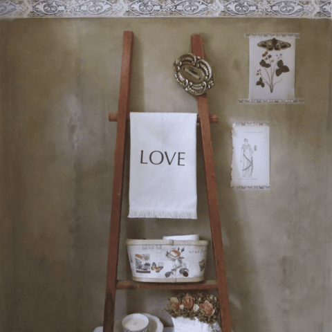Deco Towel LOVE | Kitchen & Bath - comprar online