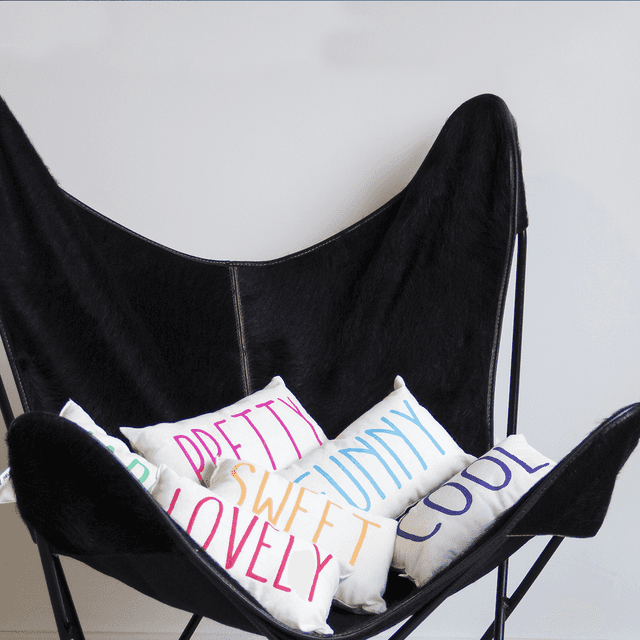 Almohadoncitos Mini Words - comprar online