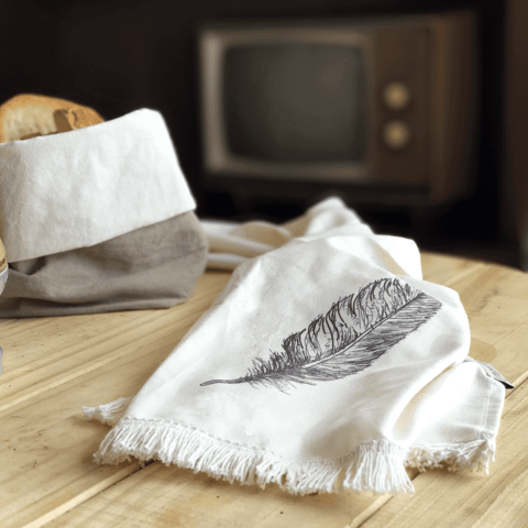 Deco Towel PLUMA | Kitchen & Bath - comprar online