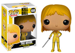 Funko Pop! Kill Bill  - The Bride - Beatrix Kiddo