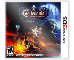 Castlevania  Lord of Shadow Mirror of FAte 3DS