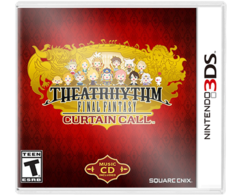 Final Fantasy Theatrhythm Curtain Call COLLECTOR con CD