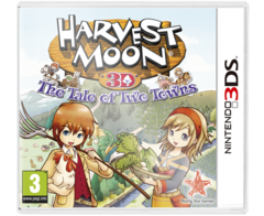 Harvest Moon 3DS A tale