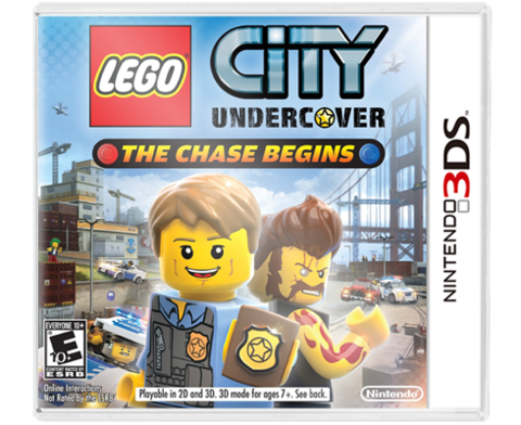 Lego City undercover 3DS
