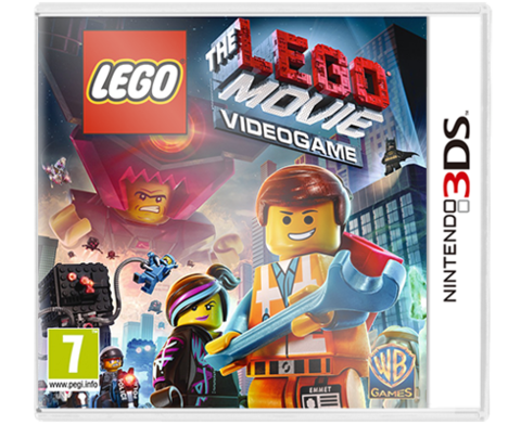 Lego Movie 3DS