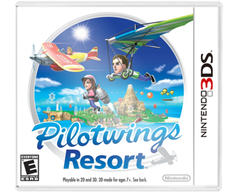 Pilotwings 3DS