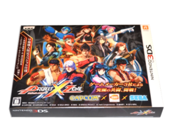 Project X Zone Collector Edition 3DS