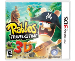 Rabbids Travel In Time 3DS