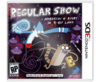 Regular Show Mordecai & Rigby in 8 bit land 3DS