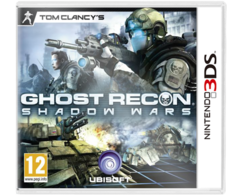 Tom Clancys Ghosty Recon Shadow Wars 3DS