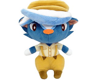 Plush Animal Crossing, varios modelos