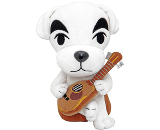 Plush Animal Crossing, varios modelos - comprar online