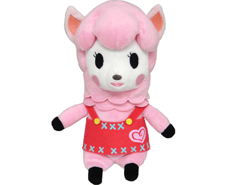 Plush Animal Crossing, varios modelos en internet