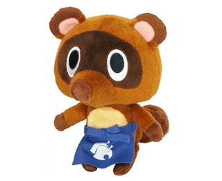 Plush Animal Crossing, varios modelos - hadriatica