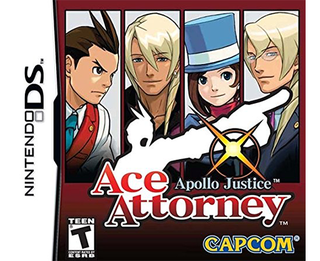 Ace Attorney : Apollo Justice DS