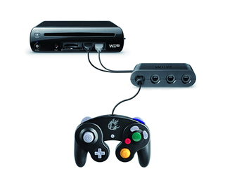 Gamecube Controller Adapter ORIGINAL - WII U en internet