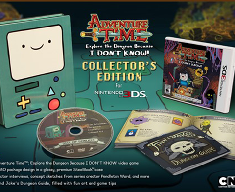 Adventure Time : Explore the Dungeon Because I Don´t Know COLLECTOR EDITION