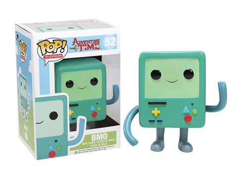 Funko Pop! Adventure Time - BMO