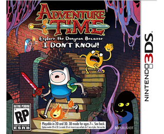 Adventure Time: Explore the Dungeon Because I DON´T KNOW!