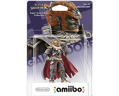 Amiibo Super Smash Bros. - Ganondorf