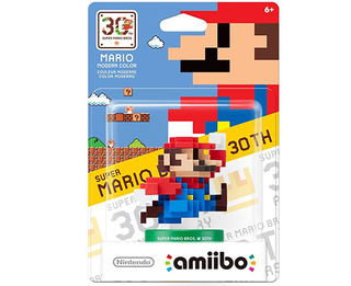Amiibo 30th Anniversary Mario - Modern Color