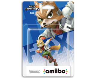 Amiibo Super Smash Bros. - Fox