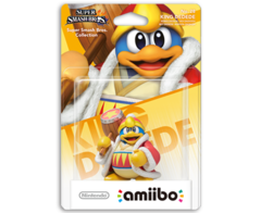 Amiibo Super Smash Bros. - King Dedede