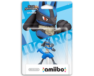 Amiibo Super Smash Bros. - Lucario