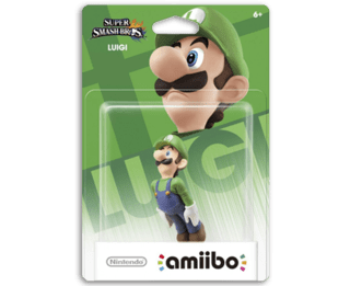 Amiibo Super Smash Bros. - Luigi