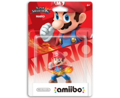 Amiibo Super Smash Bros. - Mario
