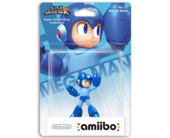 Amiibo Super Smash Bros. - Mega Man Megaman