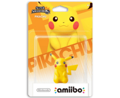 Amiibo Super Smash Bros. - Pikachu