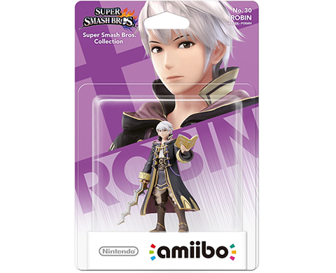 Amiibo Super Smash Bros. - Robin