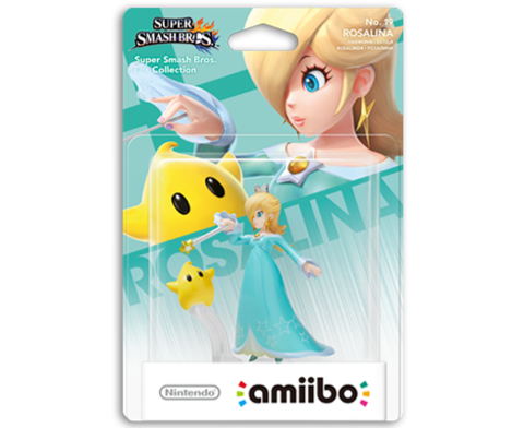 Amiibo Super Smash Bros. - Rosalina