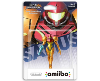 Amiibo Super Smash Bros. - Samus