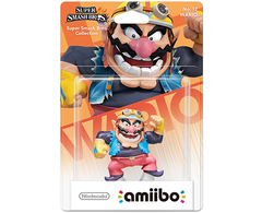 Amiibo Super Smash Bros. - Wario