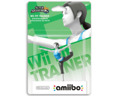 Amiibo Super Smash Bros. - Wi Fit Trainer
