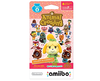Amiibo Cards Animal Crossing - Series 4 - PACK de 6 Unidades