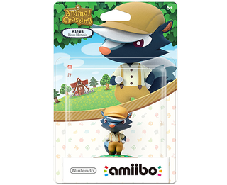 Amiibo Animal Crossing Series - Kicks