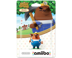 Amiibo Animal Crossing Series - Resetti