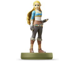 Amiibo Breath of the Wild - Zelda